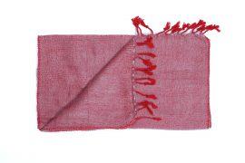 Shawl roze rood